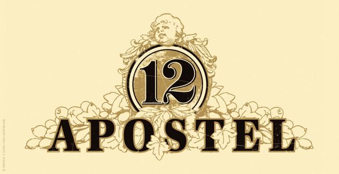Logo Design Auswahl 12-Apostel-Logo-©-Carsten-A-Saupe-CeSa-Quotor-Design