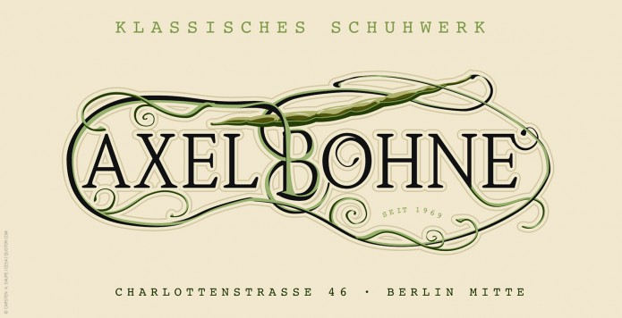 Logo Design Auswahl Logo-Axel-Bohne-©-Carsten-A-Saupe-CeSa-Quotor-Design