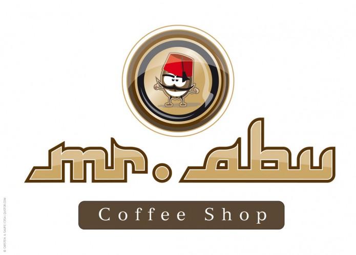 Logo Design Auswahl Logo-Mr-Abu-©-Carsten-A-Saupe-CeSa-Quotor-Design