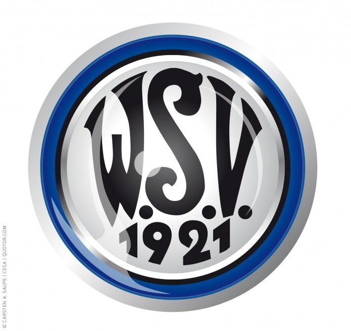 Logo Redesign Logo Designs Logo WSV 1921 -©-Carsten-A-Saupe-CeSa-Quotor-Design