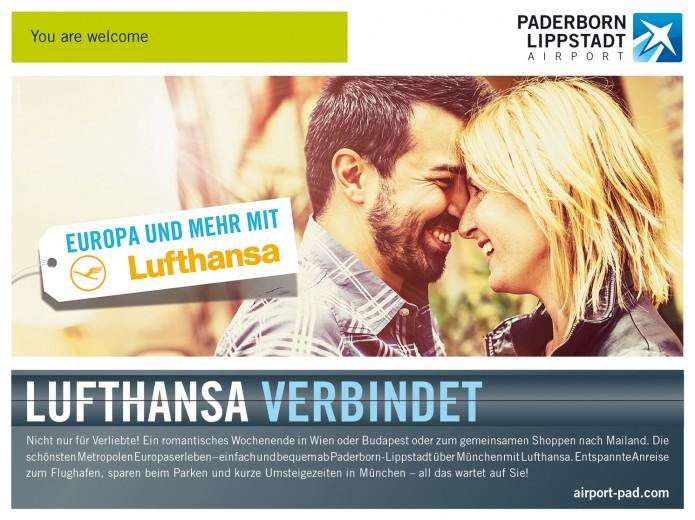 Plakat Anzeige fliegen bildet Paderborn-Lippstadt-Airport-Anzeigen-Motiv-Lufthansa-Verbindet-V2-©-Carsten-A-Saupe-CeSa-Quotor-Design