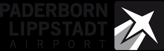Paderborn Lippstadt Airport Logo von Quotor Design Logo-Schriftzug-Verlauf-Stern-Logo-SW-©-Carsten-A-Saupe-CeSa-Quotor-Design