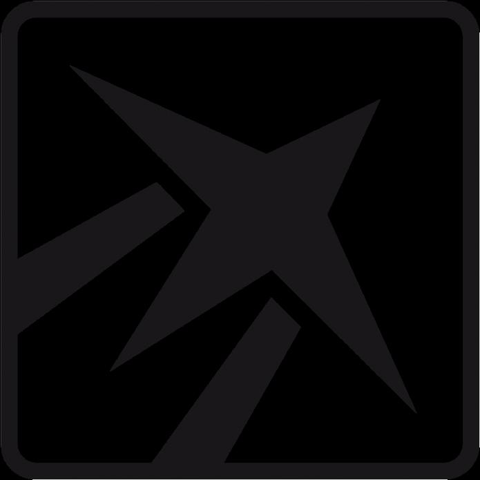 Paderborn Lippstadt Airport Logo von Quotor Design Logo-Stern-Geschlossen-1C-V2-©-Carsten-A-Saupe-CeSa-Quotor-Design
