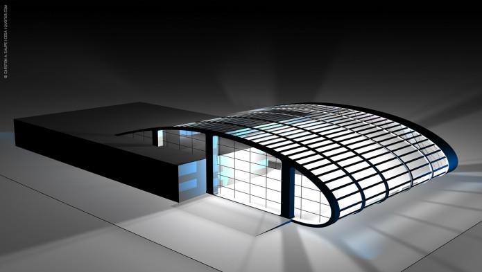 Quotor Design entwirft Quax Hangar Design Quax-Hangar-Entwurf-Bild-04-©-Carsten-A-Saupe-CeSa-Quotor-Design