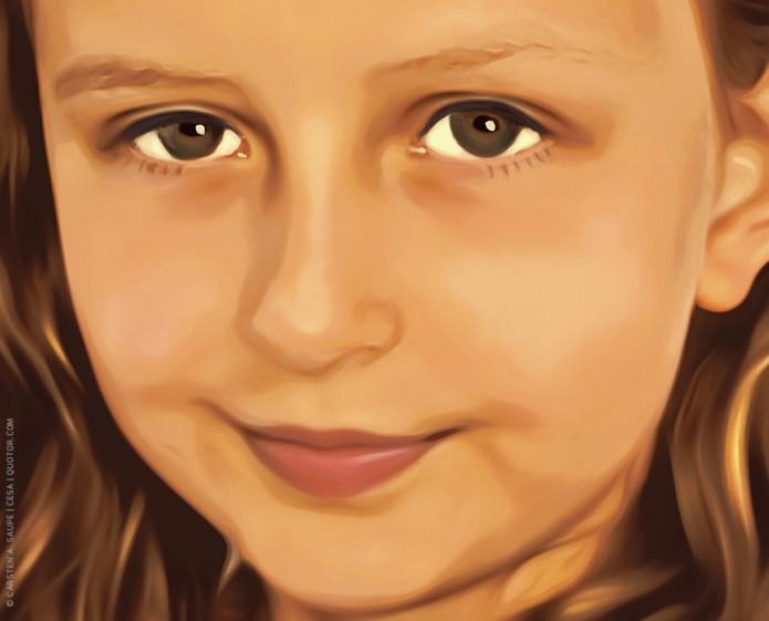 Portrait Kunstwerk Kunst_Grafik-Eis_Prinzessin_Artwork_Bambina_Gelato-©_Artwork_Carsten_A_Saupe-CeSa-Creativ_Director_in_Berlin-Quotor_Design-Beitrag-430x347_1