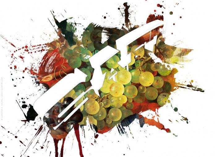 Stillleben Typo Kunstgrafiken Kunst_Grafik_Saft-©-Carsten-A-Saupe-CeSa-Quotor-Design-Beitrag-200x226