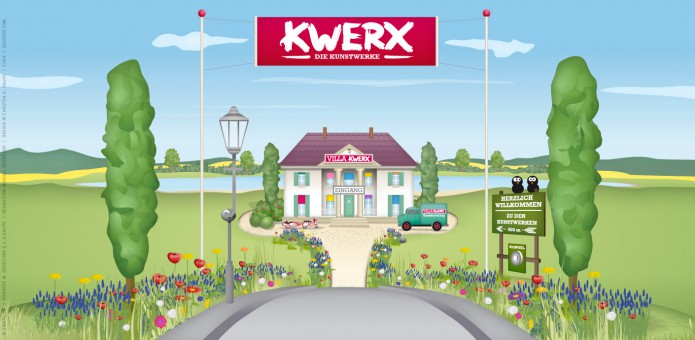 Kwerx – Die Kunstwerke Kwerx-Die-Kunstwerke-Villa-Kwerx-©-Kwerx-de-Konzept-M_Drescher-C_Saupe-©-Design-Carsten_A_Saupe-Quotor_Design