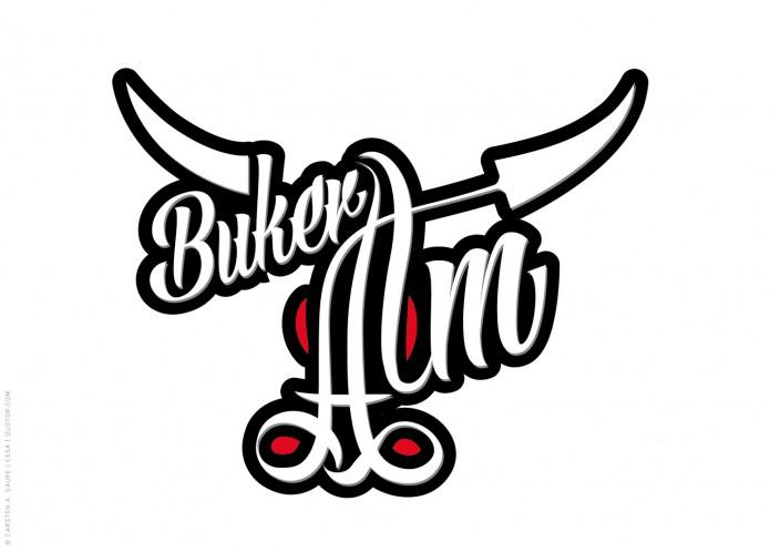Gastro Logo Design Logo_Buke_Alm-©-Carsten_A_Saupe-CeSa-Quotor-Design