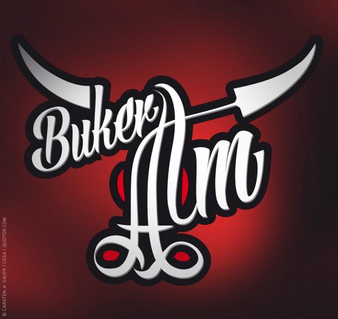 Gastro Logo Design Logo_Buker_Alm-©-Carsten_A_Saupe-CeSa-Quotor-Design