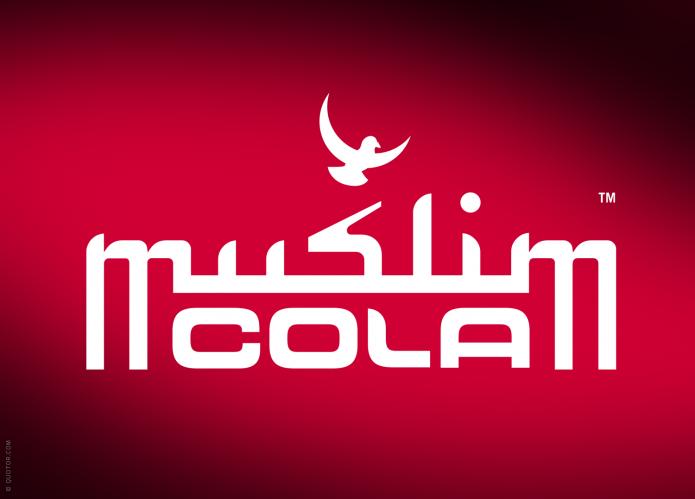 Muslim Cola Logo Design Muslim-Cola-Drink-Logo-©-Quotor-Design