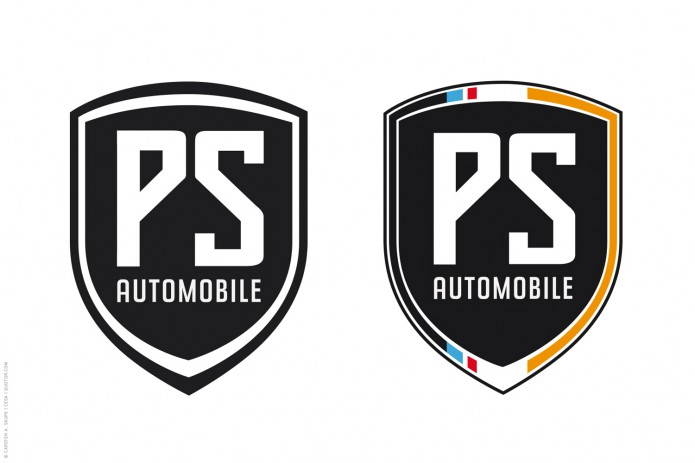 PS Automobile Logo von Quotor Design ©-Carsten-A-Saupe-Quotor-Design