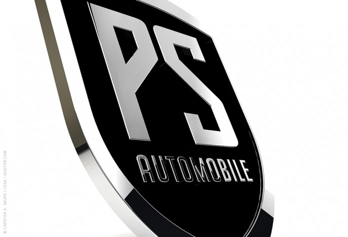 PS-Automobile-Logo-Design-3D-V02-©-Carsten-A-Saupe-Quotor-Design